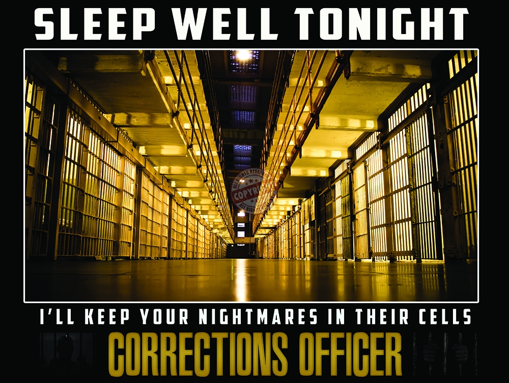 CORRECTIONS OFFICER MOTIVATION POSTER Pictures Of Corrections