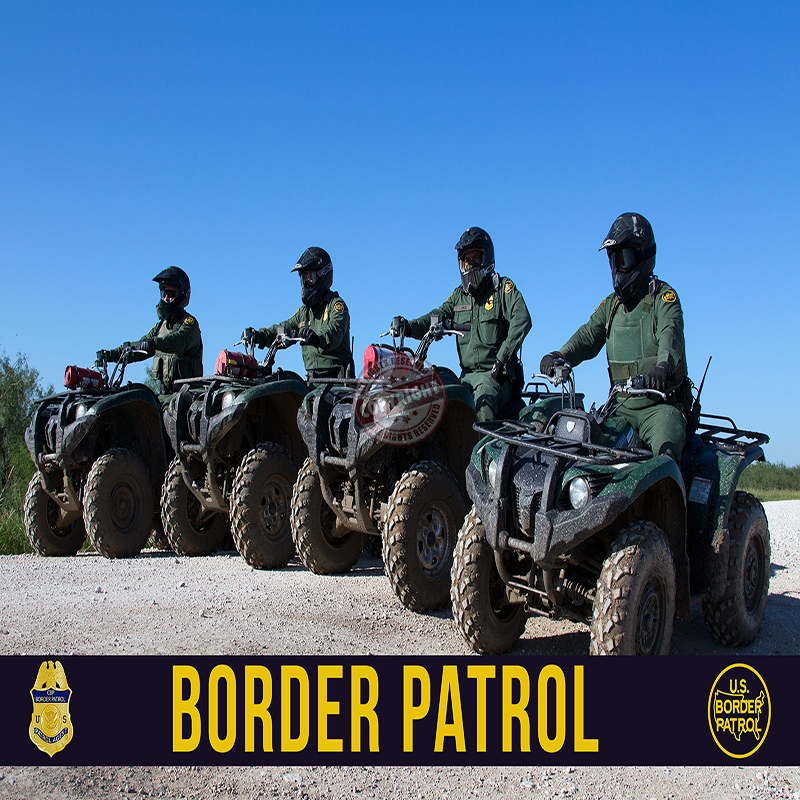 how to become a border patrol officer