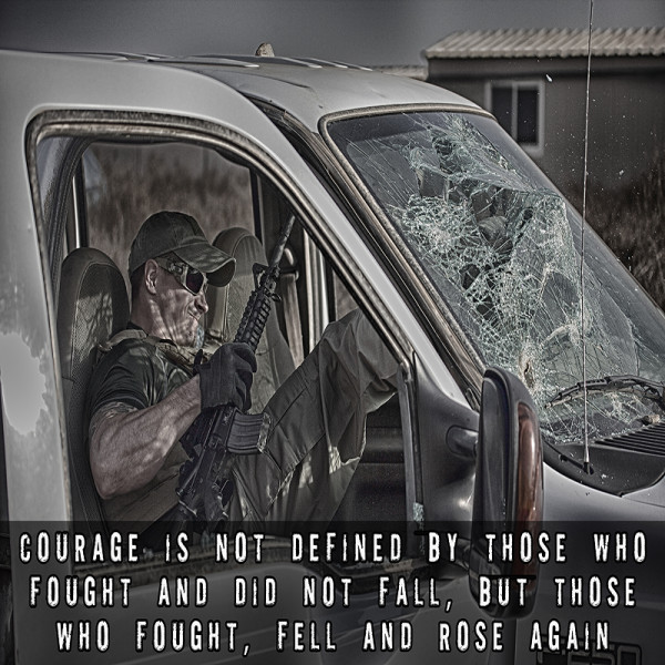 police officer motivation poster